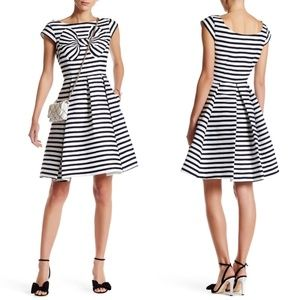 Kate Spade Mariella Bow Print Dress